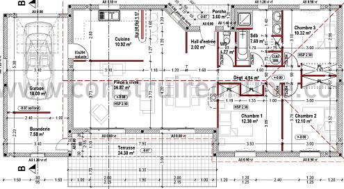 virtual plan 3d. Black Bedroom Furniture Sets. Home Design Ideas